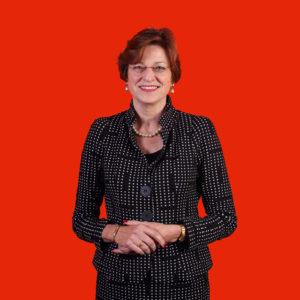 A.M.C. (Angelien) Eijsink (voorzitter, vanuit ROP, tevens zitting in remuneratiecommissie)