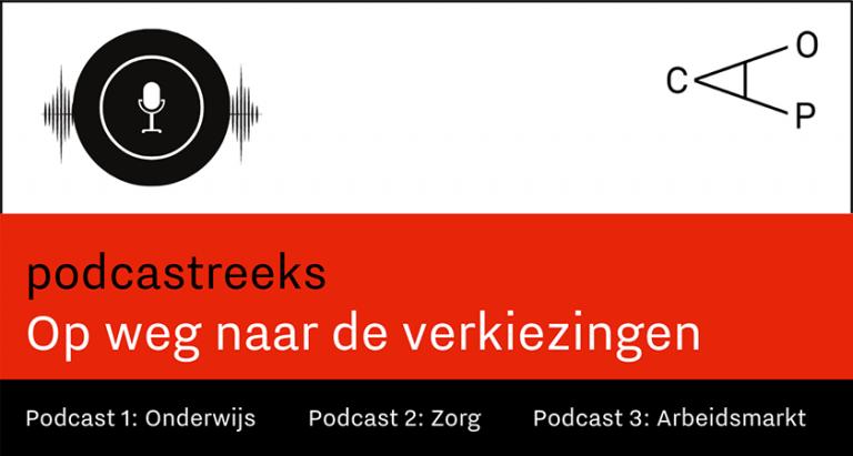 Podcastreeks Op Weg Naar De Verkiezingen