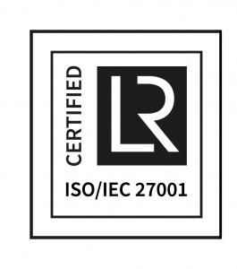 Logo ISO-IEC 27001